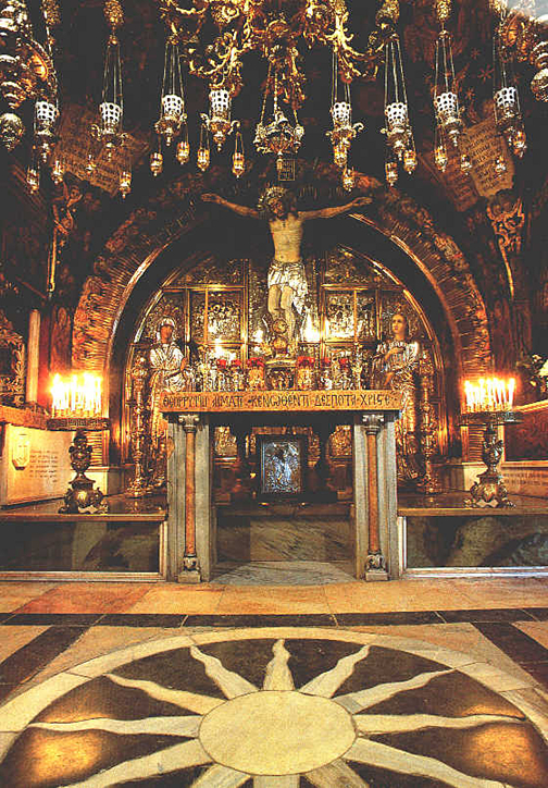 Sacred Places: Holy Sepulchre, Israel